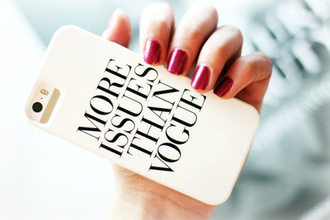 jewels saying case vogue iphone 4 case vogue iphone case iphone 4 case white cover