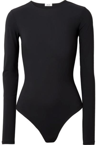 Alix bodysuit black underwear