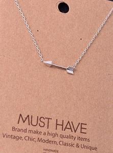 Arrow to my heart silver
