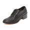Jeffrey campbell topher heeled oxfords - black