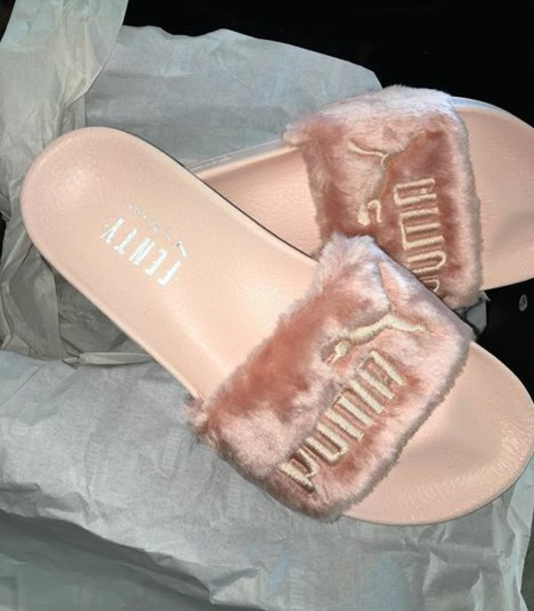 Puma Rihanna Fenty Pink simplisecurity.co.uk ea11917494