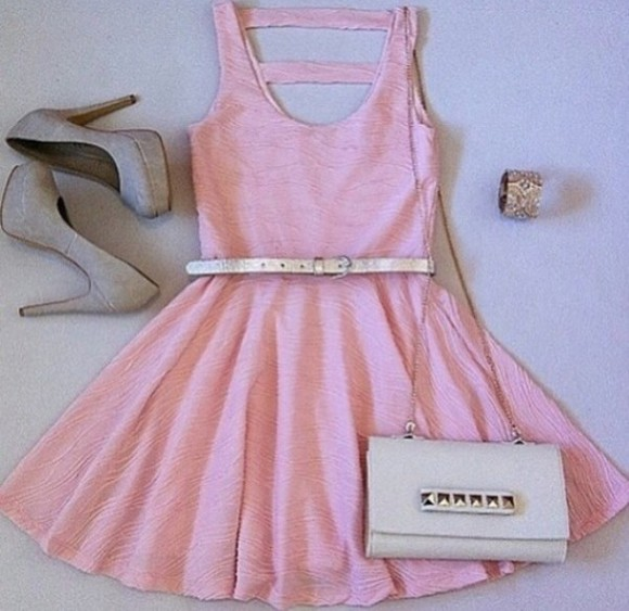 dress valentine pink dress pink short dress cute dress cute