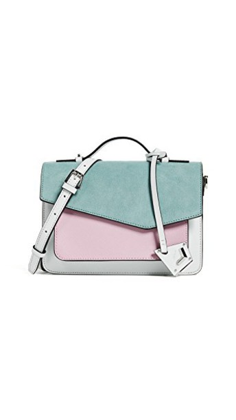 Botkier cross bag colorblock