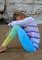 Maluhii 'lime crush' tie dye leggings