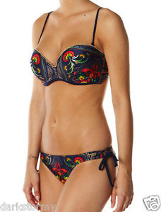 "BNWT Billabong Ladies Stunning""Goddess""Underwire Bikini 10 Sold OUT Everywhere | eBay"