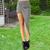 NEW 2014 Elegant Women's Summer Autumn Irregular Sweep Slim High Waist Bag Basic Skirt Bust Skirt Long Maxi Boho Bohemian Skirts-in Skirts from Apparel & Accessories on Aliexpress.com