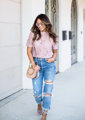 hauteofftherack blogger skirt tank top shoes sunglasses bag jewels