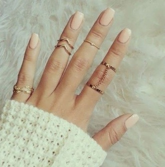 jewels knuckle ring ring gold midi rings gold trendy accessories freevibrationz free vibrationz