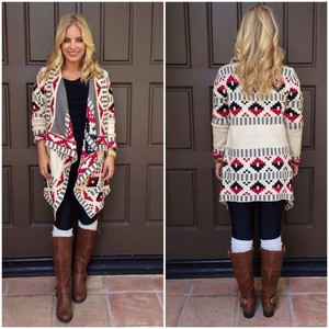 aztec print ustrendy fall outfits