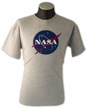 Nasa apparel : the space shop
