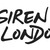 sirenlondon — Criss Cross Black Ring