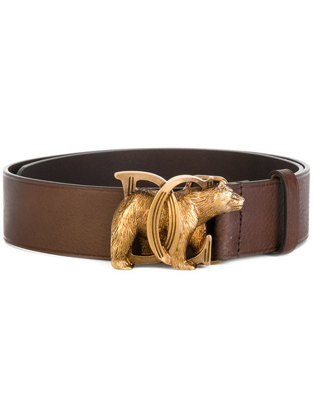 bear belt brown
