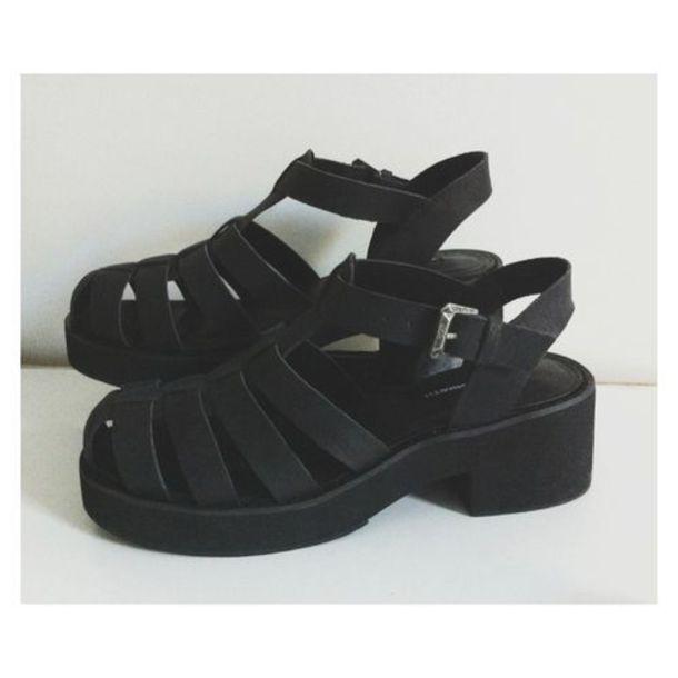shoes grunge shoes grunge grunge sandals sandals black sandals strappy sandals