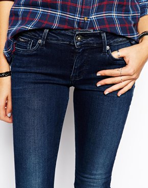 Pepe Jeans | Pepe Jeans Soho Skinny Jeans at ASOS
