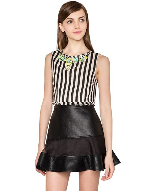 Stylish affordable plus size clothes: Women Fashion, Elle Peasant