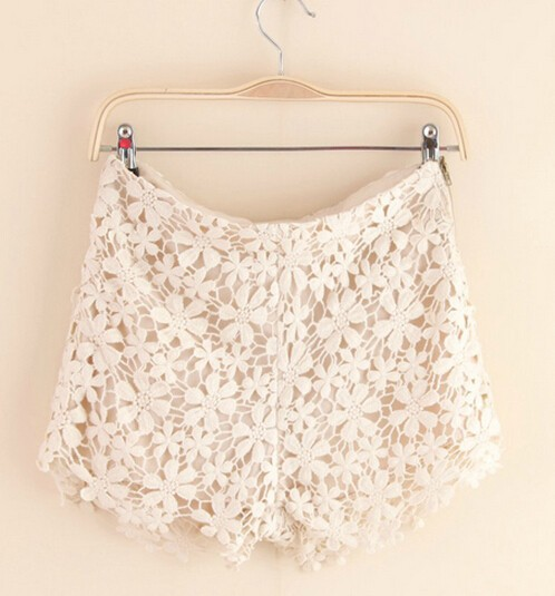 """'tamara"""" flower lace shorts · ebony lace fashion boutique · online store powered by storenvy"""