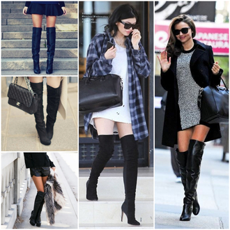 shoes overknee boots thigh highs thigh high boots suede boots