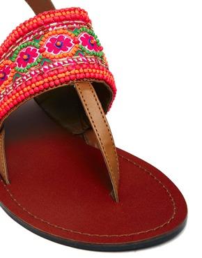 ASOS | ASOS FUNHOUSE Flat Sandals at ASOS