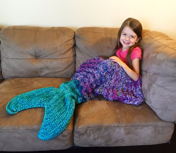 how to make a cheap mermaid tail