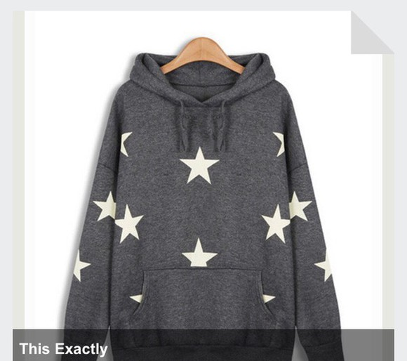 stars star star sweater hoodie pullover