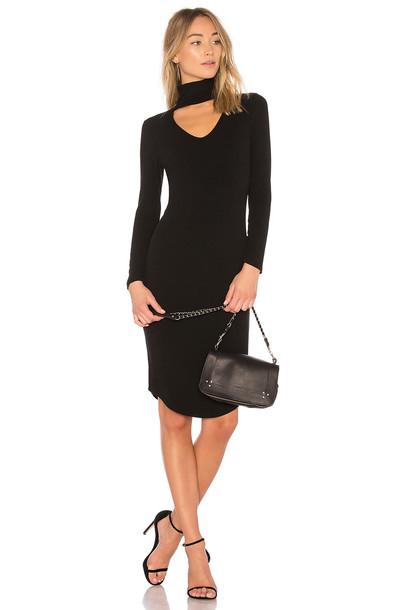 LnA dress black