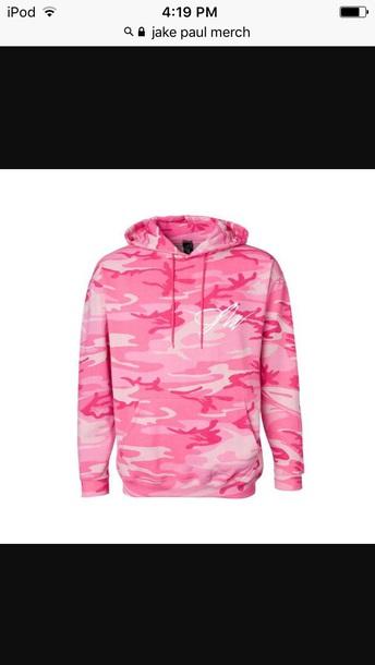 pink sweater hoodie