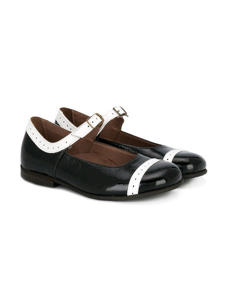 PePe leather black 24 shoes