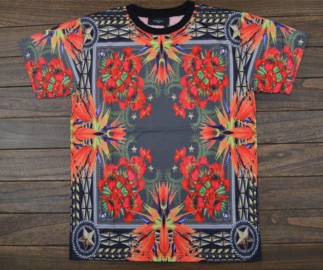 Celebrity inspired unisex bird of paradise print t shirt from tumblr fashion on storenvy