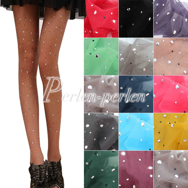 Sexy Womens ladies BASIC Stretch Woman Sexy Thin Bling Crystal Rhinestone Pantyhose Tights Stockings Free Shipping BD0067-in Stockings from Apparel & Accessories on Aliexpress.com
