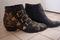 Chloe black studded susan boots 36.5  en vente sur ebay.fr (fin le  24