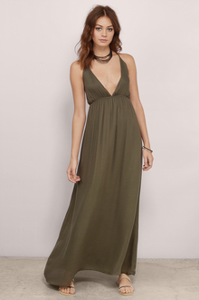 Midi Dresses and Maxi Dresses | Women's - Dresses