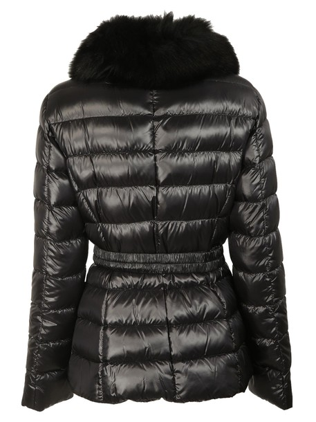 Herno jacket down jacket fur