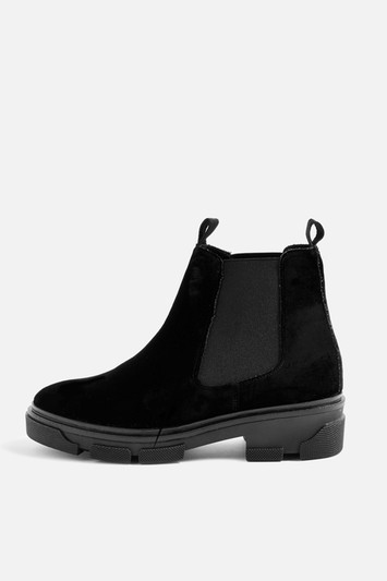 A-Game Chelsea Boots - Black