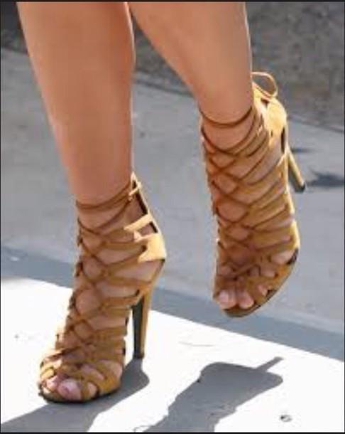 kim kardashian strappy sandals shoes