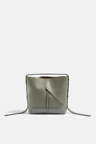 Topshop bag grey