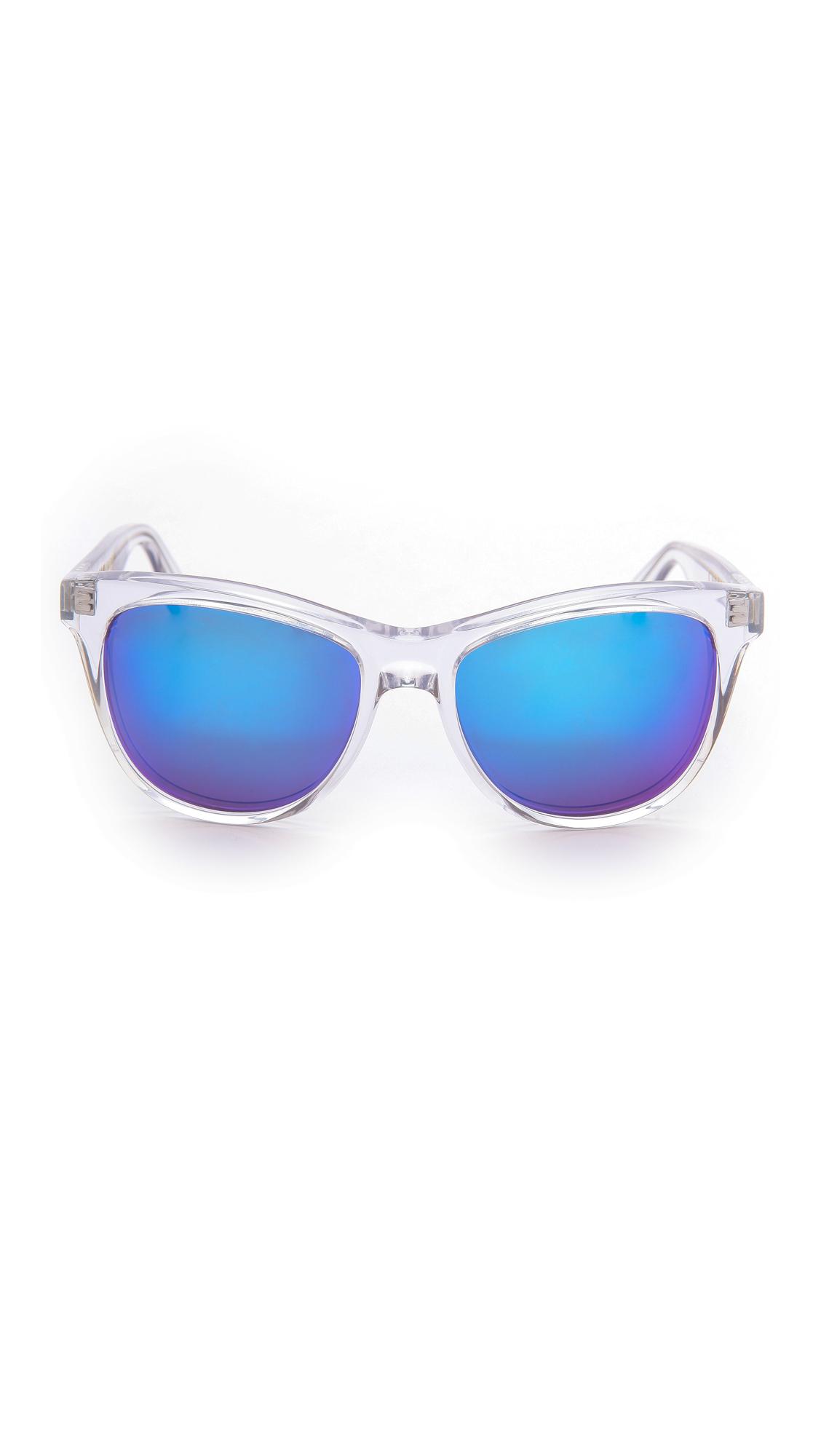 Wildfox Catfarer Deluxe Sunglasses | SHOPBOP