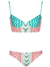 swimwear,bikini,two-piece,tribal pattern,triangle,hot
