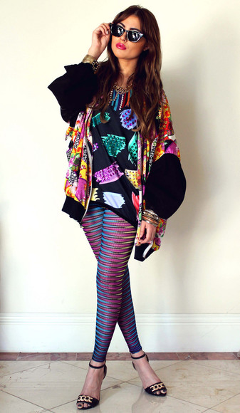jewels leggings jacket shoes fated to be hated top