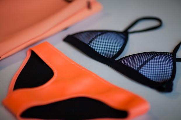 Introducing the Triangl Swimwear Neoprene Bikini | Closet VoyageCloset Voyage
