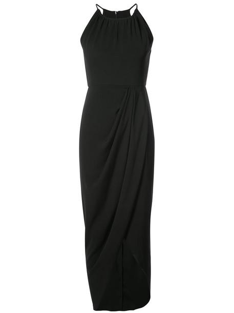 Shona Joy dress women draped black