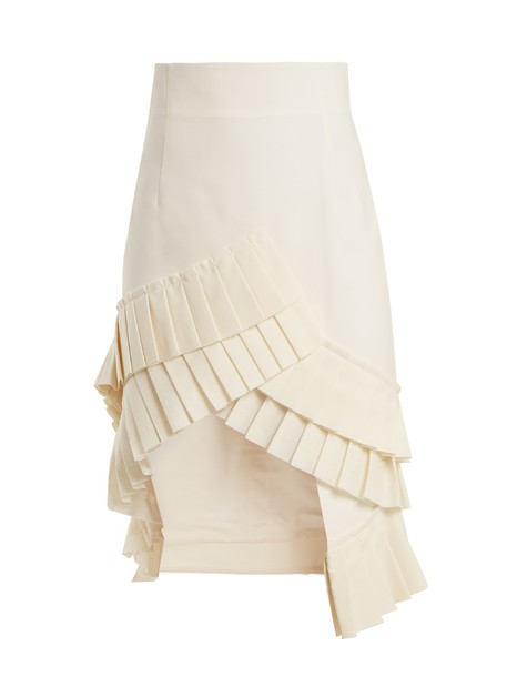 Jacquemus skirt pleated