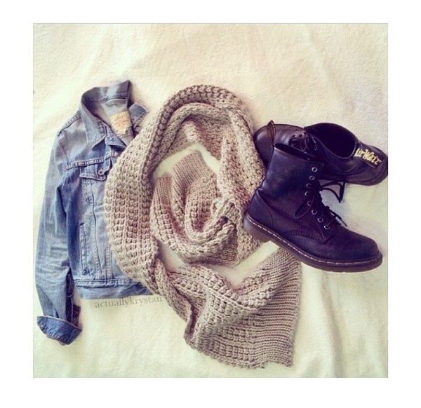 shoes black shoes scarf jacket
