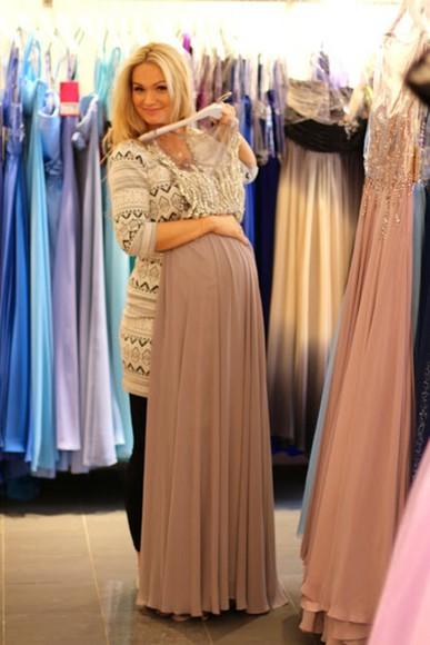 glitter dress prom dress dark purple maternity maternity dress