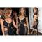 Jennifer lopez jlo transparent dress black www.awesomeworld.co.uk | awesome world - online store