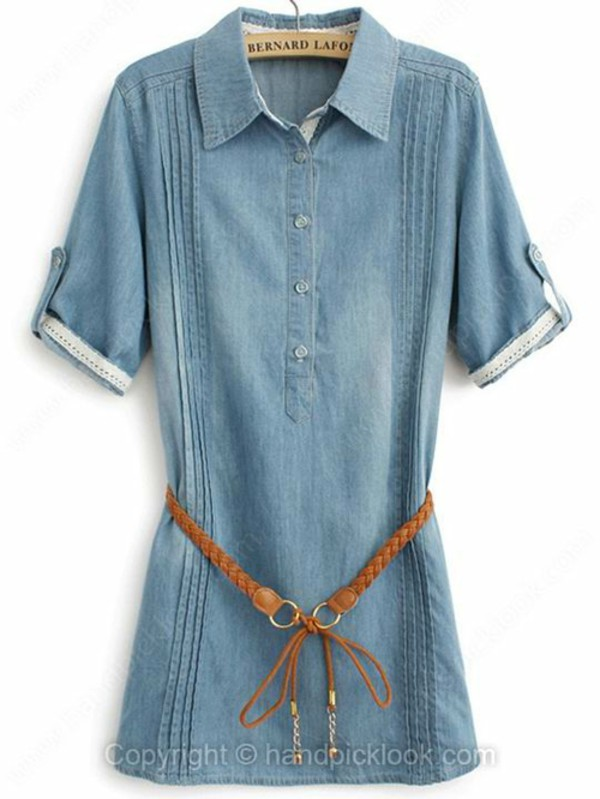 denim dress clothes dress