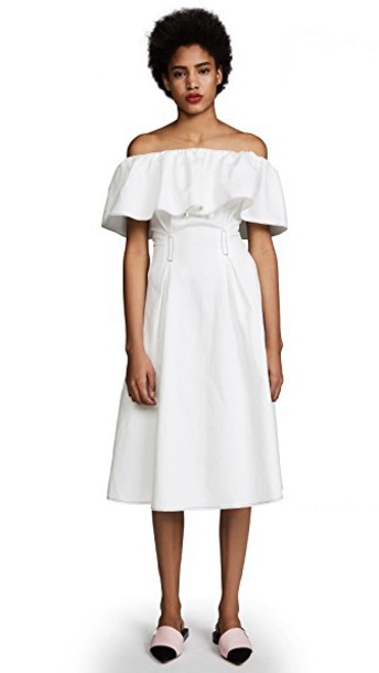 Rejina Pyo dress white
