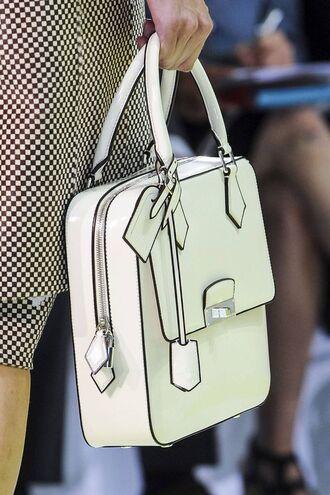 white bag bag white purse
