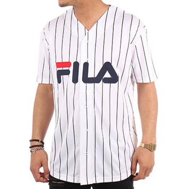 shirt fila shirt