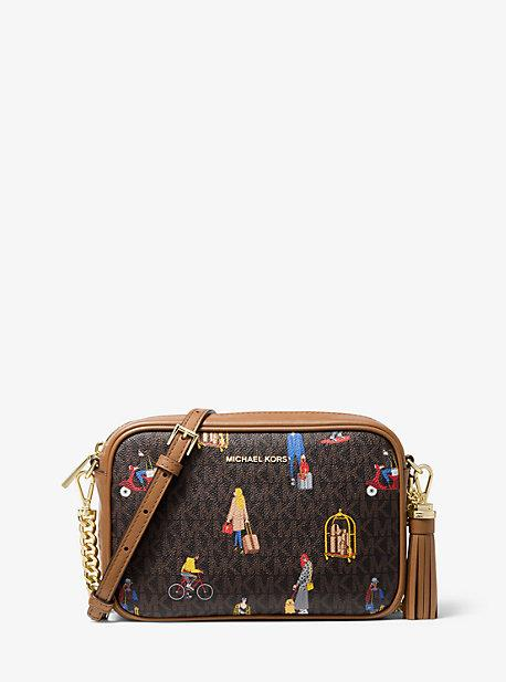 Ginny Medium Jet Set Girls Crossbody Bag