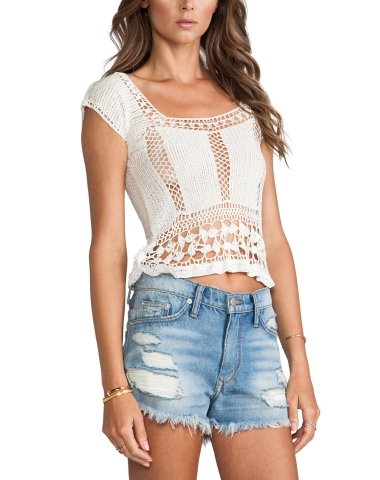 Top Croché Calisto - US$ 123.00